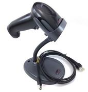 Honeywell Voyager XP 1470 - 2D, černý, USB kit, 1,5m kabel, stojan - PROMO