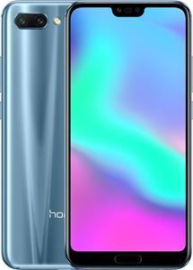 Honor 10, DualSim, 128 GB, LTE, sivý