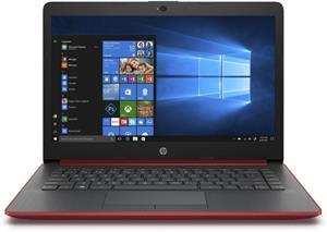 HP 14-dg0003nc, červený