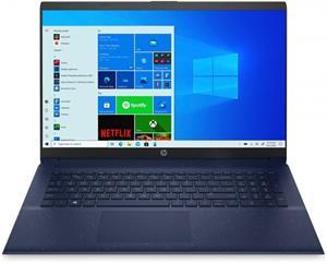 HP 17-cn0000nc, modrý