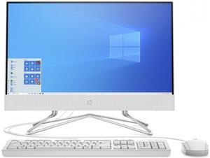 """HP 205 G4 AiO 21.5"""" 9US08EA, biely"""