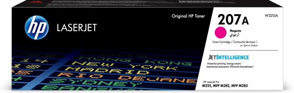 HP 207A, magenta, W2213A, 1250 strán