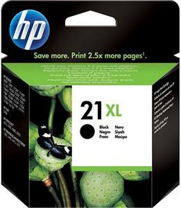 HP 21XL, čierna, 475 strán