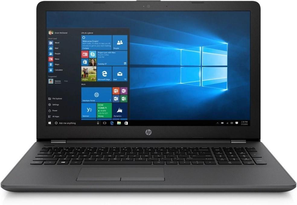 HP 250 G6 3QM76EA, čierny