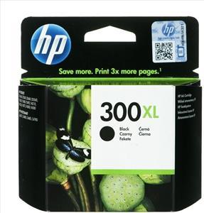 HP 300XL, čierna, 600 strán