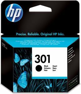 HP 301, čierna, 190 strán