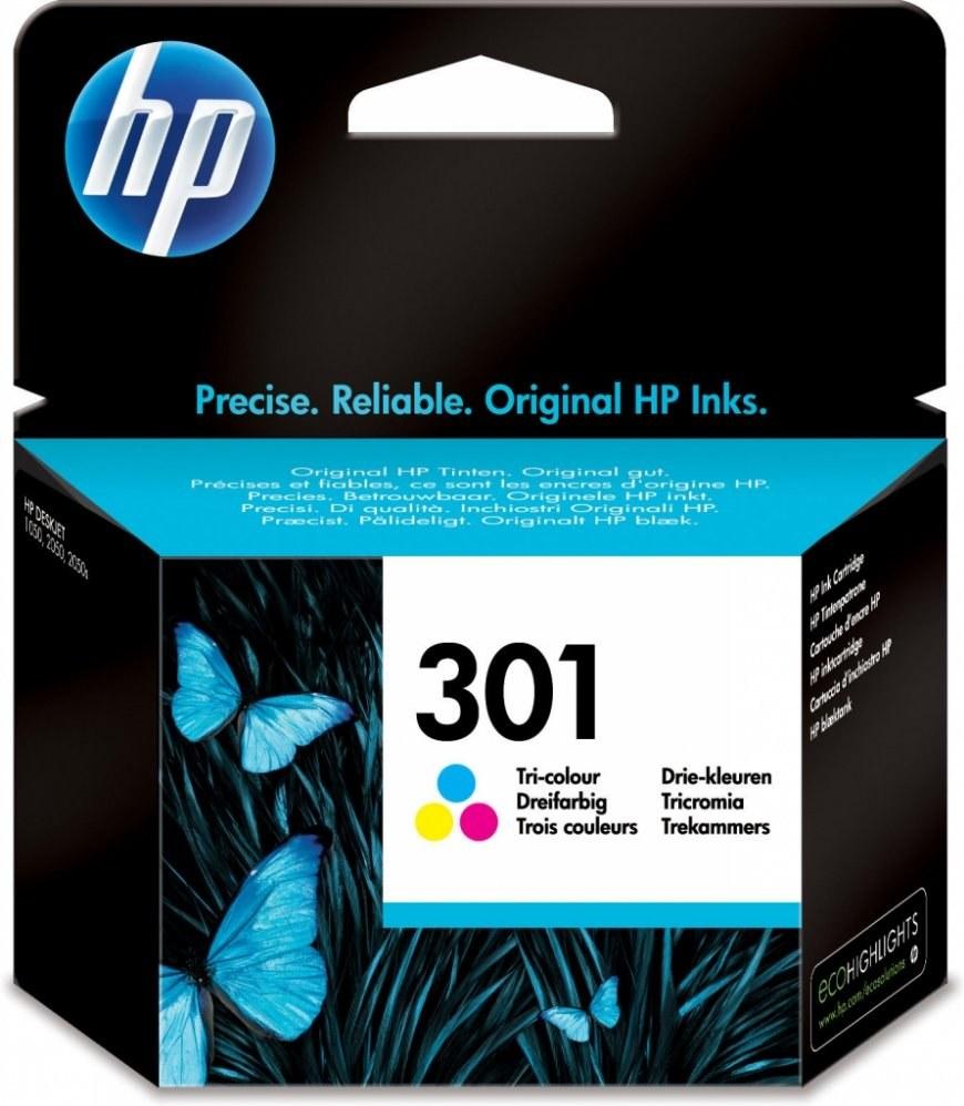 HP 301, farebná, 165 strán