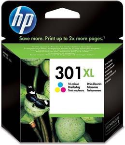 HP 301XL, farebná, 330 strán