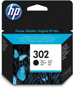 HP 302, čierna, 190 strán