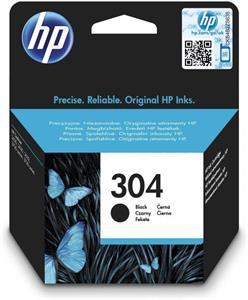 HP 304, čierna, 120 strán