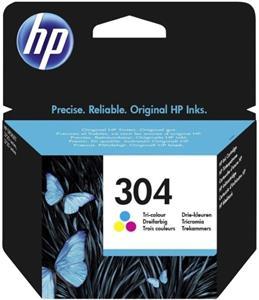 HP 304, farebná, 100 strán