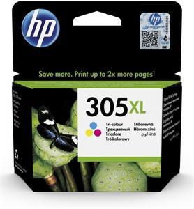 HP 305XL, farebná, 200 strán