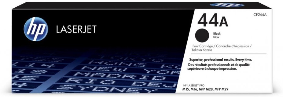 HP 44A, čierny, CF244A, 1000 strán
