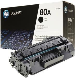 HP 80A čierny, CF280A, 2700 strán