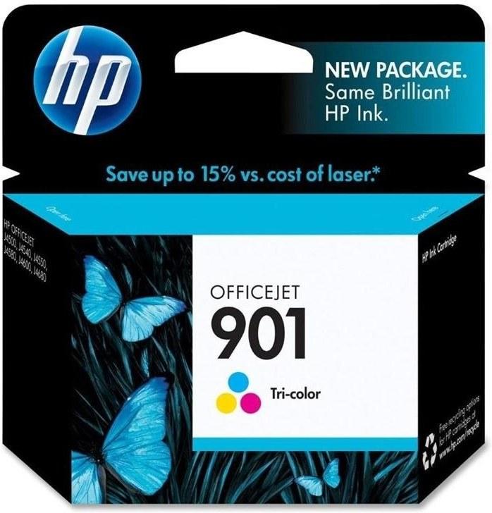 HP 901, farebná, 360 strán