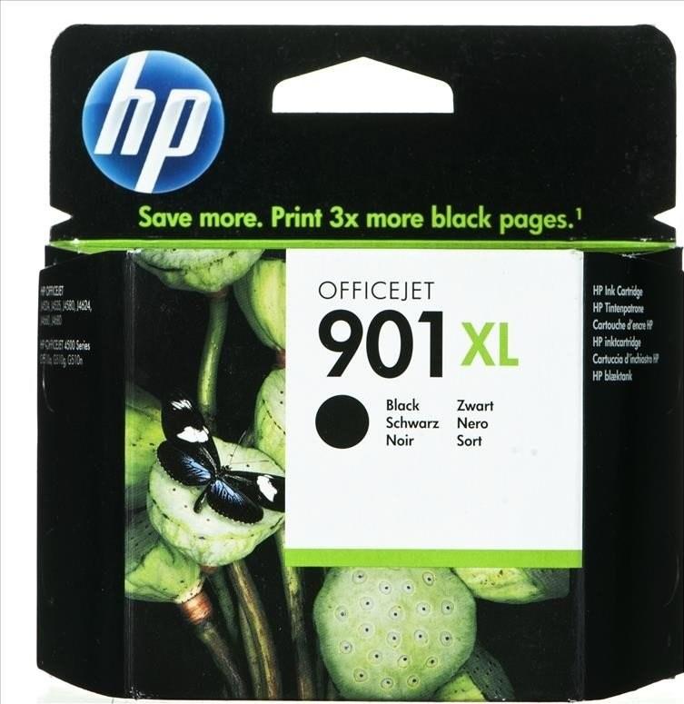HP 901XL, čierna, 700 strán