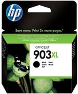 HP 903XL, čierna, 825 strán