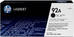 HP 92A, čierny, C4092A, 2500 strán