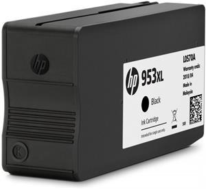 HP 953XL, čierna, 2000 strán