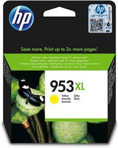 HP 953XL, žltá, 1600 strán