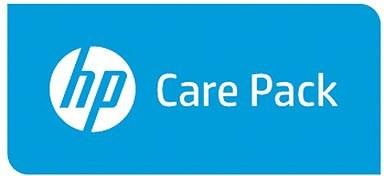 HP CarePack - Oprava výmenou nasledujúci pracovný deň, 3 roky