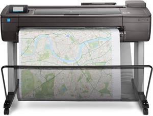 HP DesignJet T730 pre 914 mm média