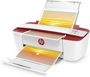 HP DeskJet IA 3788, červená