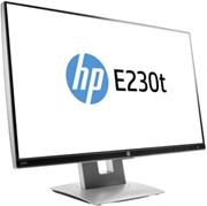"""HP E230t, 23"""", IPS, Full HD, DP, dotykový"""