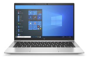 HP EliteBook 830 G8, 3G2Q4EA, strieborný
