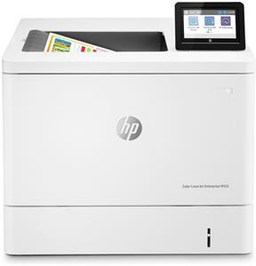 HP Enterprise M555dn, laserová tlačiareň