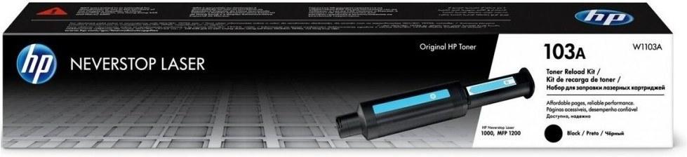 HP Neverstop 103A, čierny, W1103A, 2500 strán
