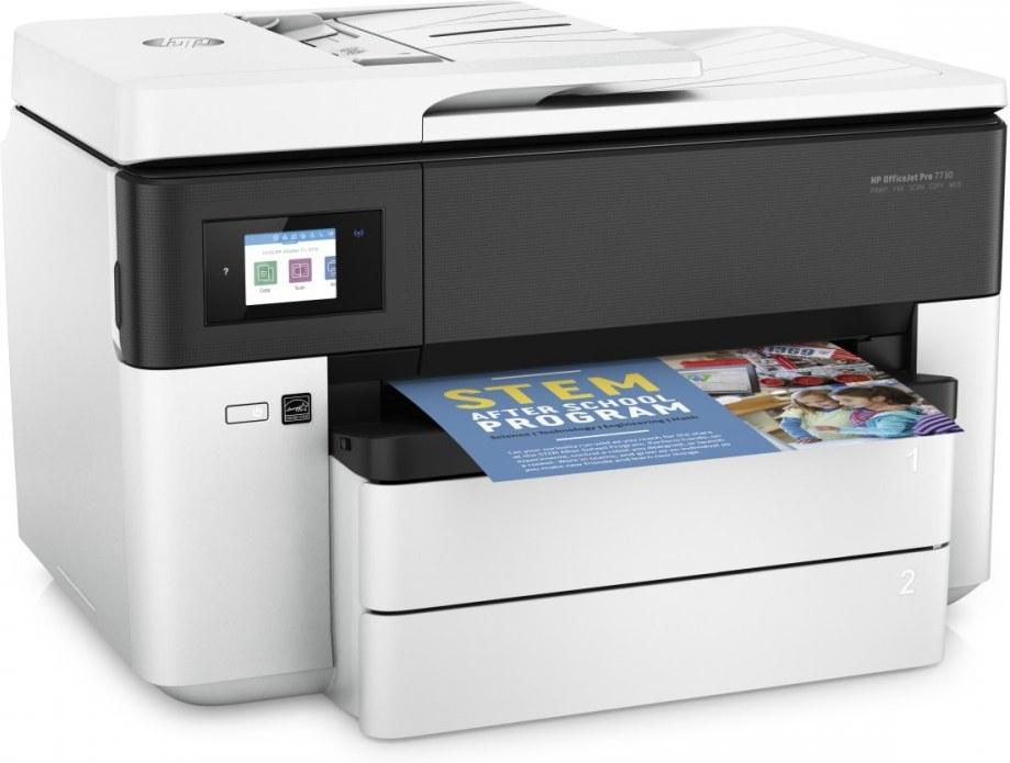 HP Officejet Pro 7730, A3