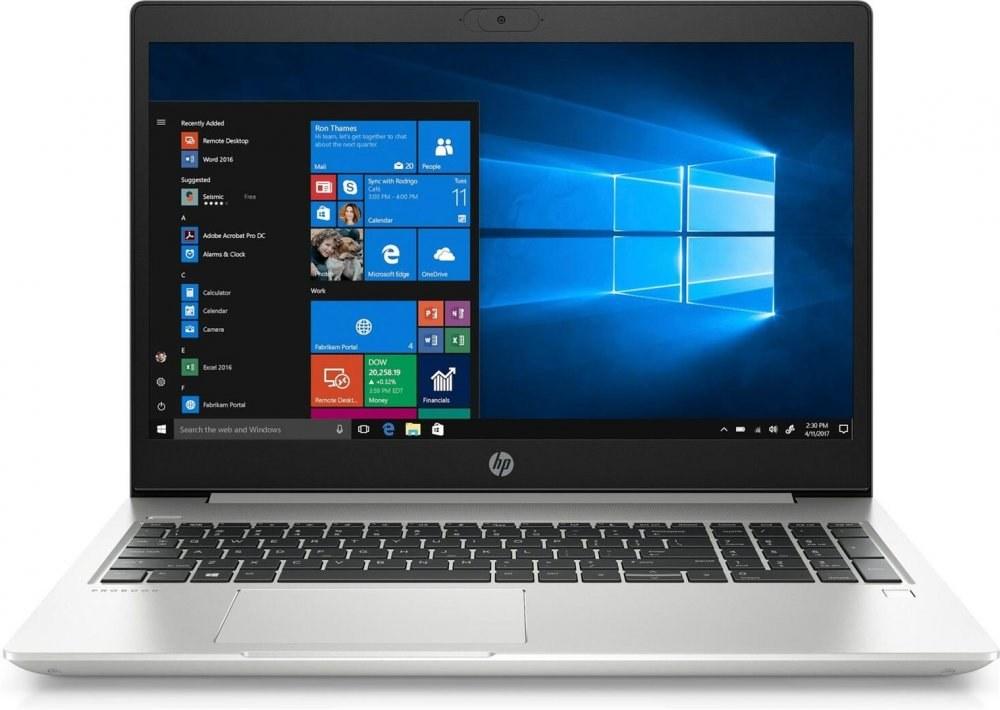 HP ProBook 450 G7, 8MH55EA, strieborný