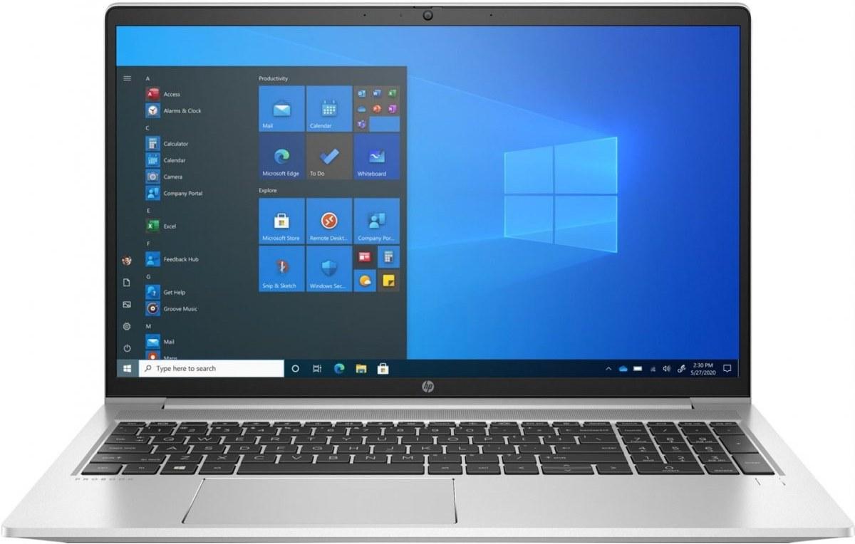 HP ProBook 450 G8 3A5H6EA, strieborný