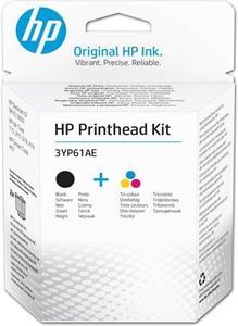HP tlačová hlava, 3YP61AE, čierna/farebná