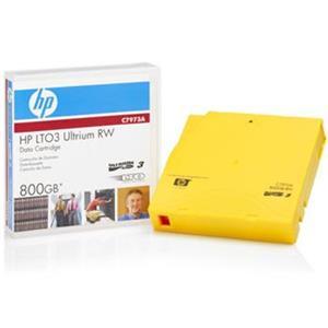 HP ultrium 3 800GB RW