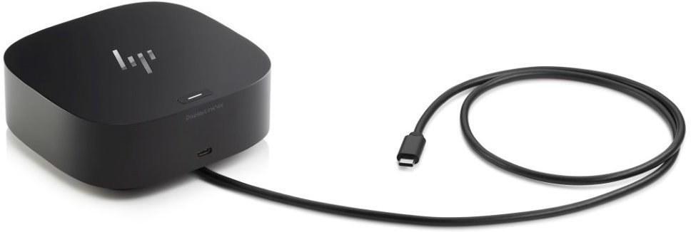 HP USB-C/A Universal G2, dokovacia stanica, čierna