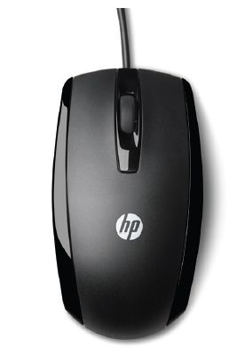 HP USB Myš X500, drôtová