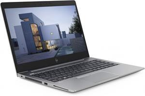 HP Zbook 14u G5 2ZC32ES, strieborný