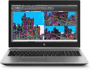 HP ZBook 15 G5 4QH14EA, strieborný