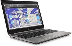 HP ZBook 15 G6 6TQ96EA, sivý