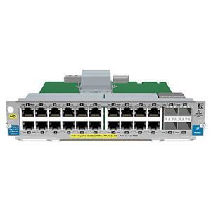 HPE 20-port Gig-T/4-port SFP v2 zl Mod