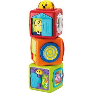 Hračka Buddy toys BBT 3010 tri kocky zvieratká