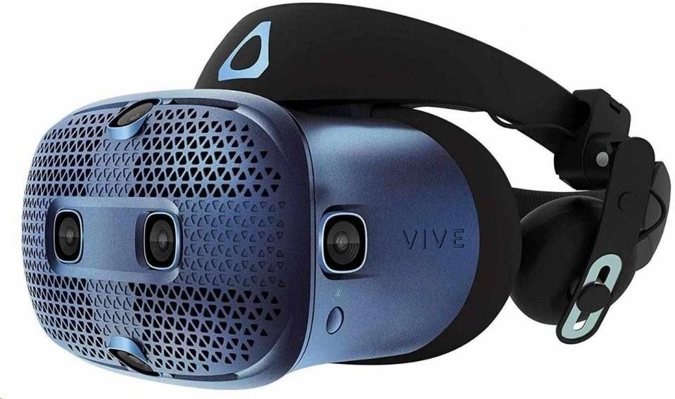 HTC Vive Cosmos, okuliare pre virtuálnu realitu