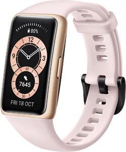 Huawei Band 6, fitness náramok, ružový