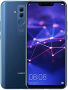 Huawei Mate 20 Lite, Dual SIM, modrý