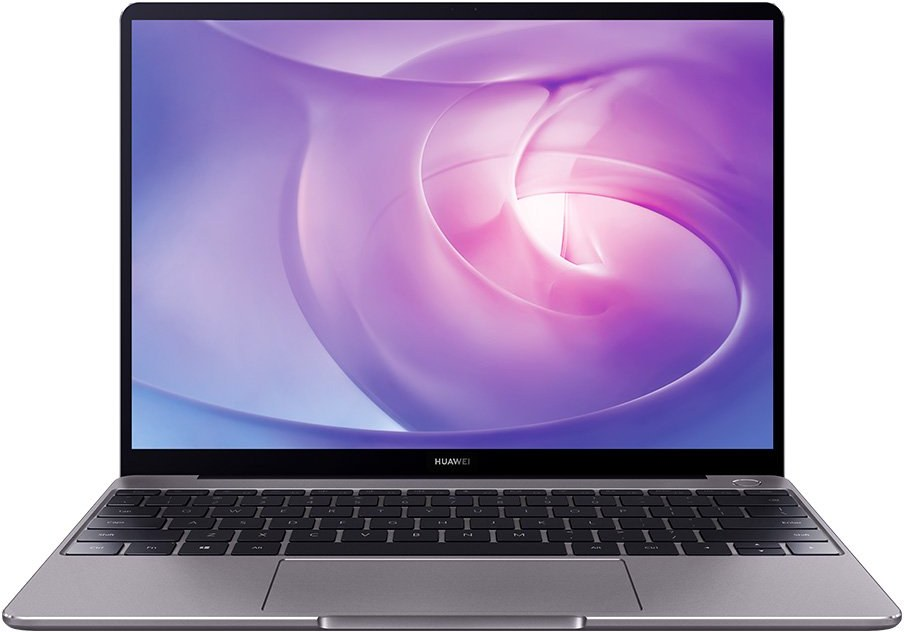 Huawei MateBook 13 AMD, sivý