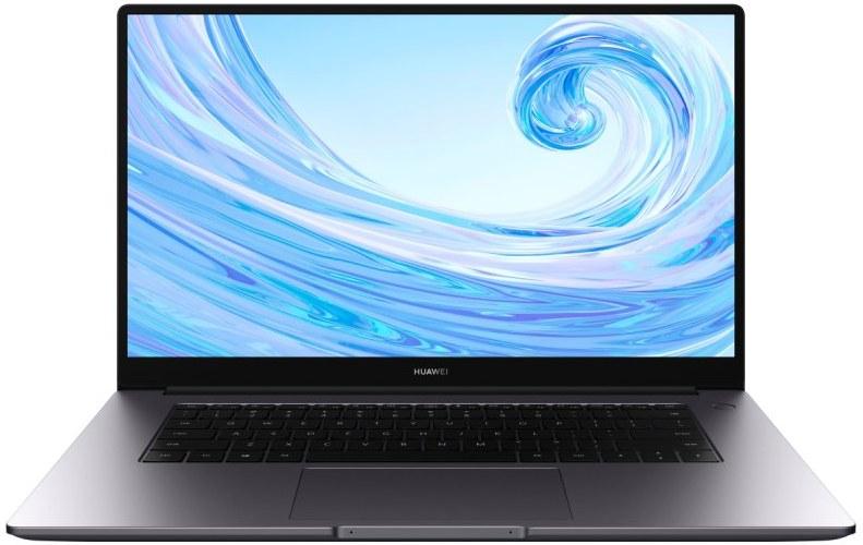 HUAWEI MateBook D 15 AMD, strieborný