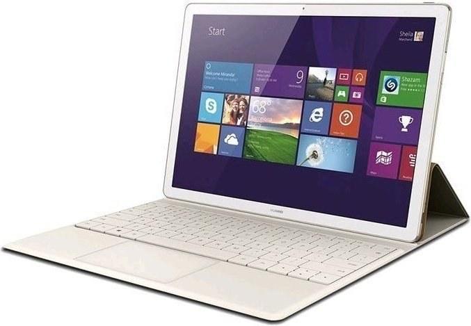 Huawei Matebook HZ-W09, bielo-zlatý