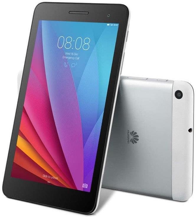 "Huawei MediaPad T2, 7"", LTE, strieborný"